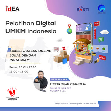 Sukses Jualan Online di E-Commerce | Pelatihan UMKM ...